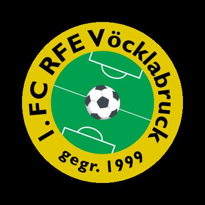 1. FC RFE Vocklabruck logo vector logo