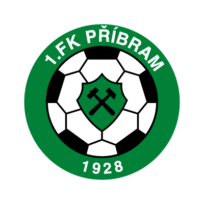 1.FK Pribram logo vector logo