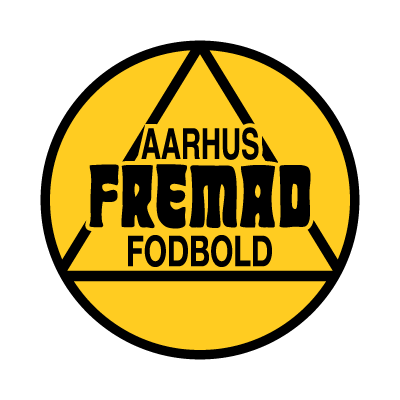 Aarhus IC Fremad logo vector logo