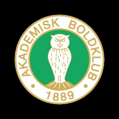 Akademisk Boldklub logo vector logo