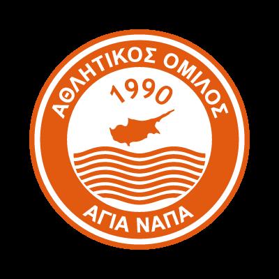 AO Ayia Napa logo vector logo