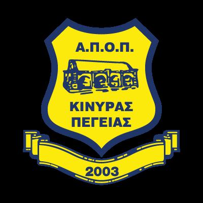 APOP Kinyras Peyias logo vector logo