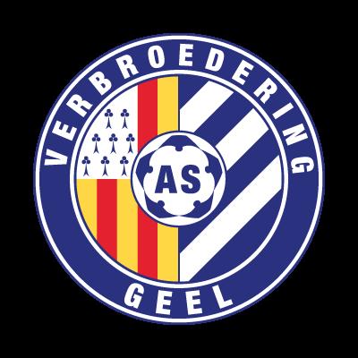 AS Verbroedering Geel logo vector logo