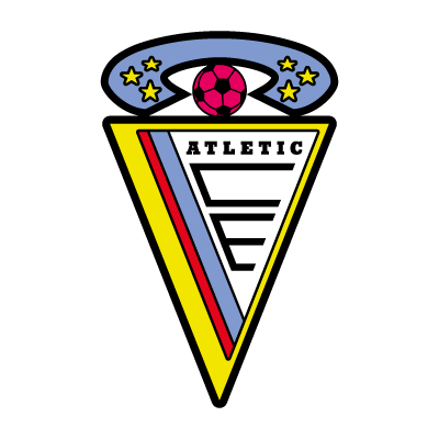 Atletic Club dEscaldes logo vector logo