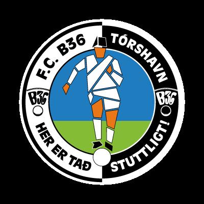 B36 Torshavn (1936) logo vector logo