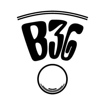 B36 Torshavn (Black) logo vector