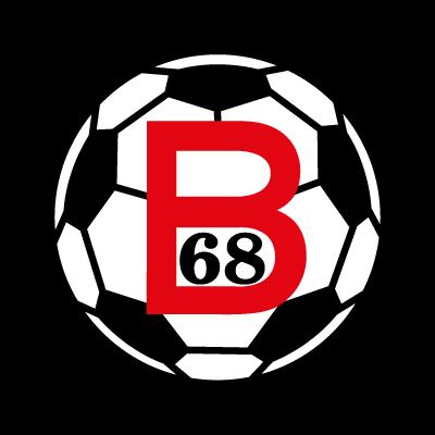B68 Toftir logo vector logo