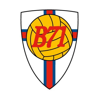 B71 Sandoy logo vector logo