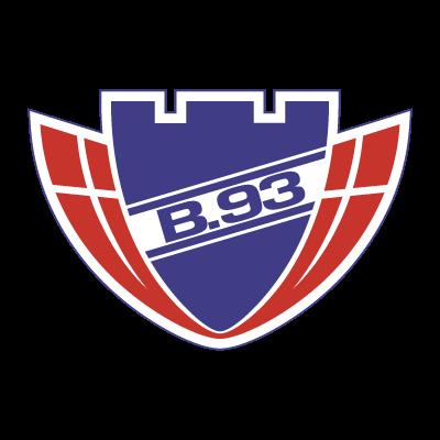 Boldklubben af 1893 logo vector logo