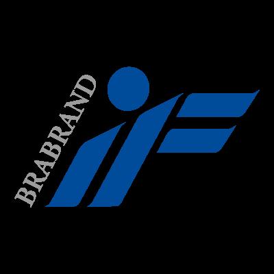 Brabrand IF (1934) logo vector logo