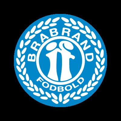 Brabrand IF logo vector logo