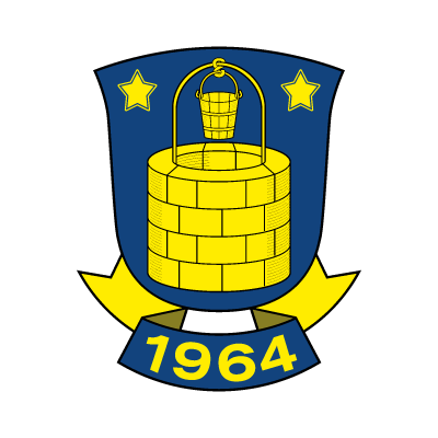 Brondby IF logo vector logo