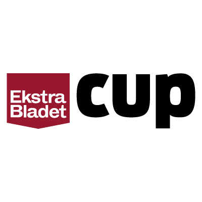Ekstra Bladet Cup logo vector logo