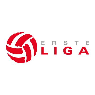 Erste Liga logo vector logo