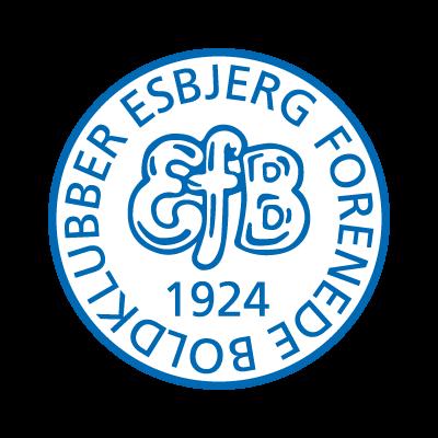 Esbjerg fB (1924) logo vector logo