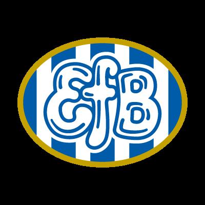 Esbjerg forenede Boldklubber logo vector logo