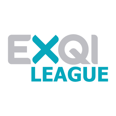 EXQI League logo vector logo