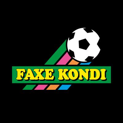 Faxe Kondi Ligaen logo vector logo