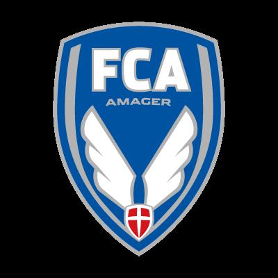 FC Amager logo vector logo