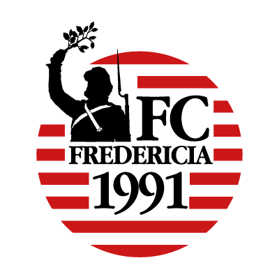 FC Fredericia (Old) logo vector logo