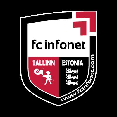 FC Infonet logo vector logo