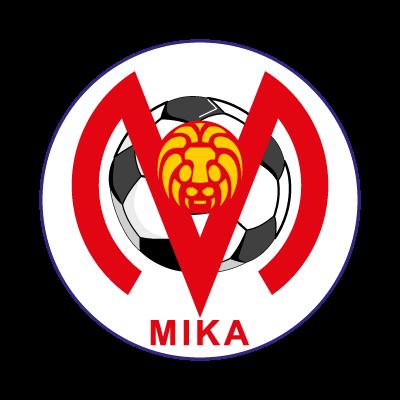 FC MIKA logo vector logo