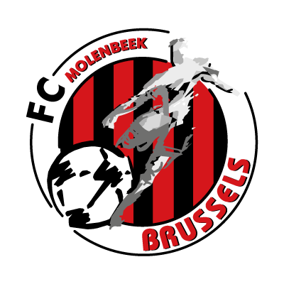 FC Molenbeek Brussels (Old 2007) logo vector logo