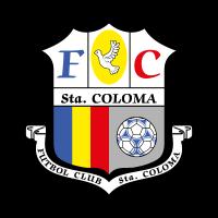 F.C. Santa Coloma logo