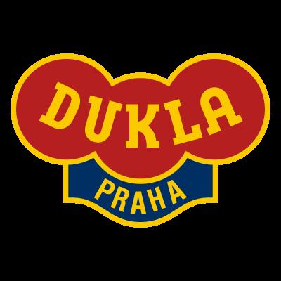 FK Dukla Praha logo vector logo