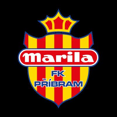 FK Marila Pribram logo vector logo