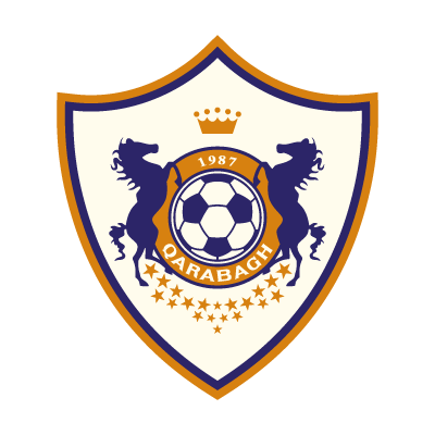 FK Qarabag Agdam logo vector logo