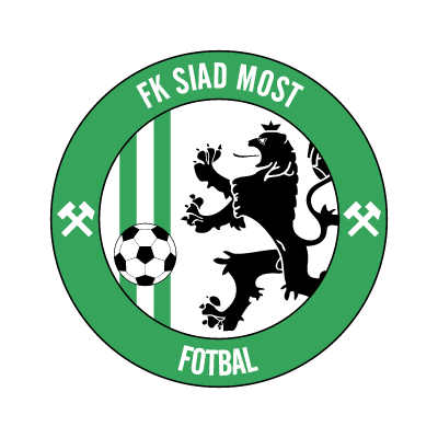 FK SIAD Most logo vector logo