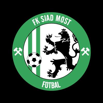 FK SIAD Most logo vector logo