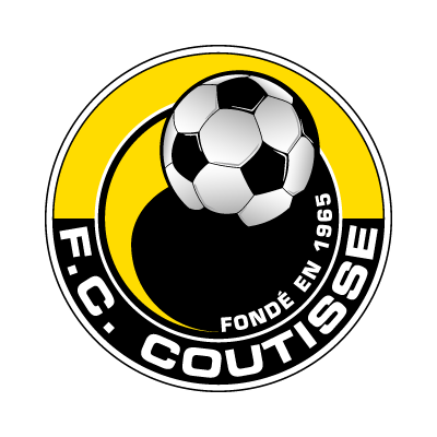 Football Club Coutisse (1965) logo vector logo