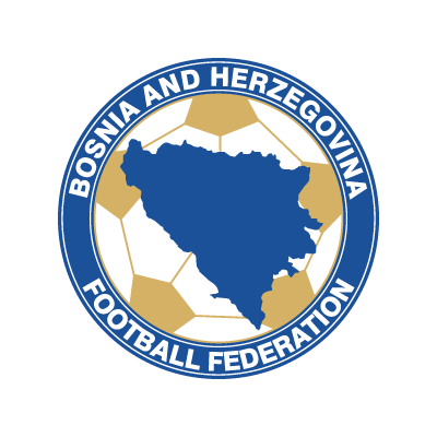 Football Federation of Bosnia and Herzegovina logo vector logo