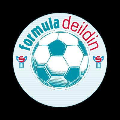 Formuladeildin logo vector logo