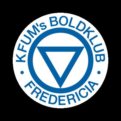 Fredericia KFUM logo vector logo