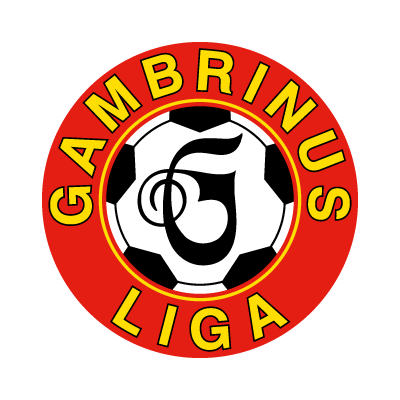 Gambrinus Liga logo vector logo
