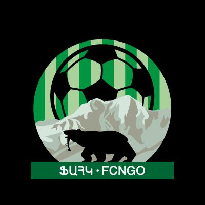 Gandzasar FC NGO logo vector logo