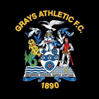 Grays Athletic FC logo vector logo