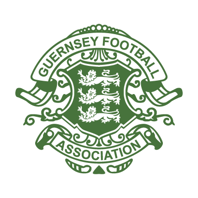Guernsey Football Association logo vector logo