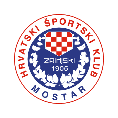 HSK Zrinjski Mostar logo vector logo