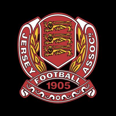 Jersey Football Association logo vector logo
