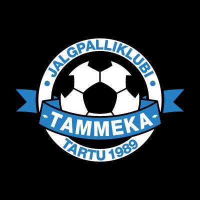 JK Tammeka Tartu logo vector logo