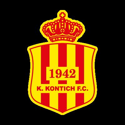 K. Kontich FC logo vector logo