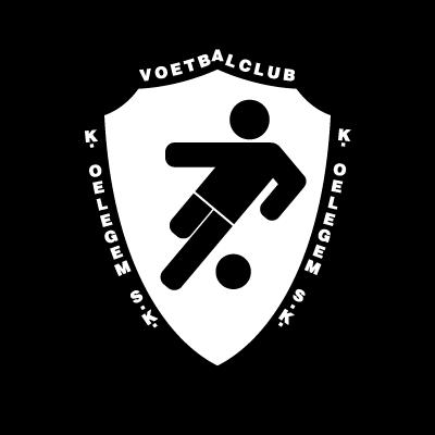 K. Oelegem SK logo vector logo