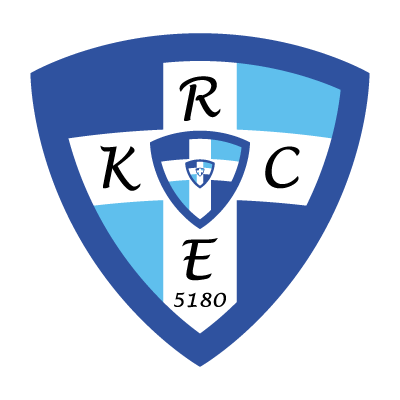 K. Racing Emblem logo vector logo
