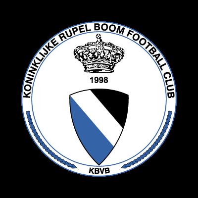 K. Rupel Boom FC logo vector logo