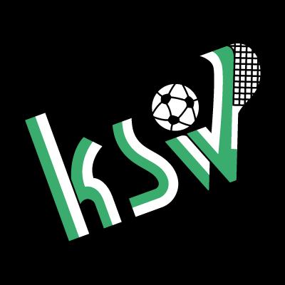 K. Standaard Wetteren logo vector logo