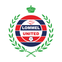 K. United Lommel logo